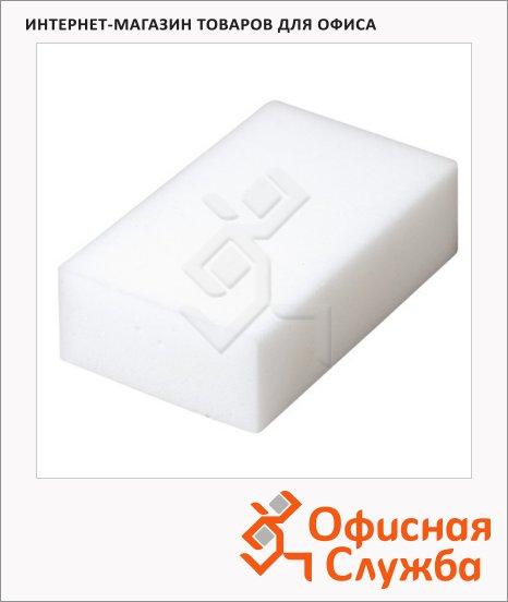 Губка меламиновая Vileda Pro МираКлин 12х7.5см, белая, 113035