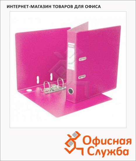 фото: Папка-регистратор А4 Bantex розовая 50 мм, 1451-19