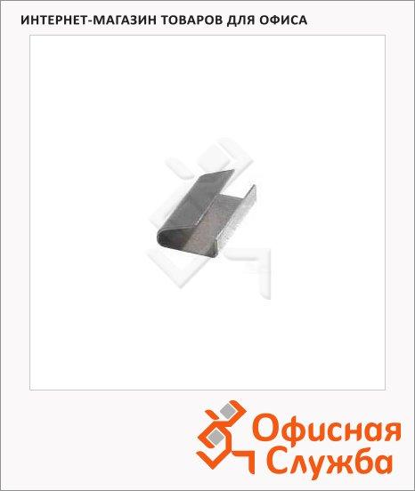 Скобы металлические 12х27мм, 1000 шт/уп
