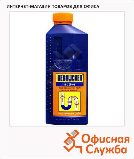фото: Средство для прочистки труб Deboucher Active 1л жидкость