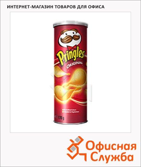 Чипсы Pringles оригинальные