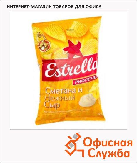 Чипсы Estrella сметана/ сыр, 160г