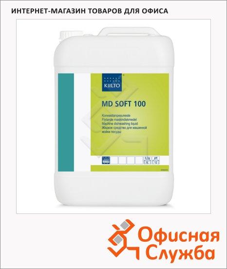 Моющее средство Kiilto Soft 10л, для ПММ, 205038