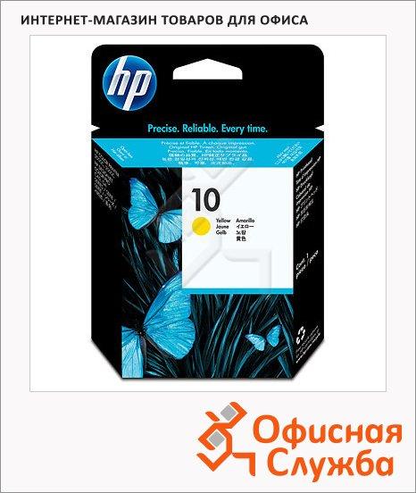 фото: Печатающая головка Hp 10 C4803A желтая
