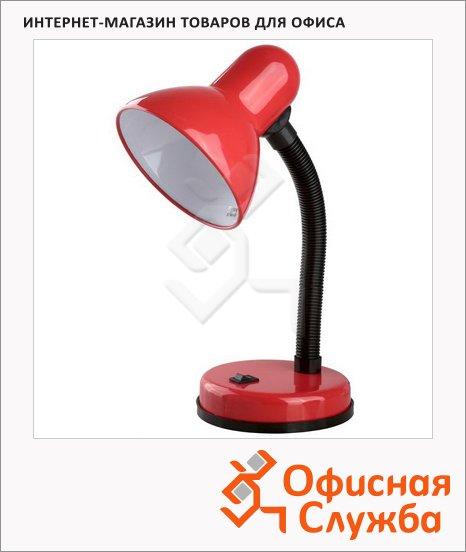 фото: Светильник настольный KD-301 на подставке, накаливания/энергосберегающая