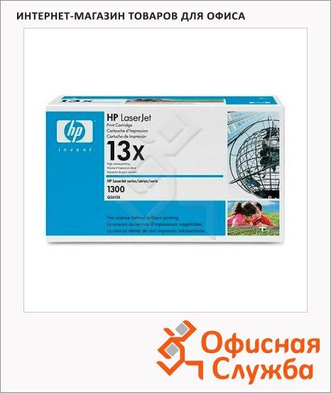 Тонер-картридж Hp Q2613X, черный повышенной емкости