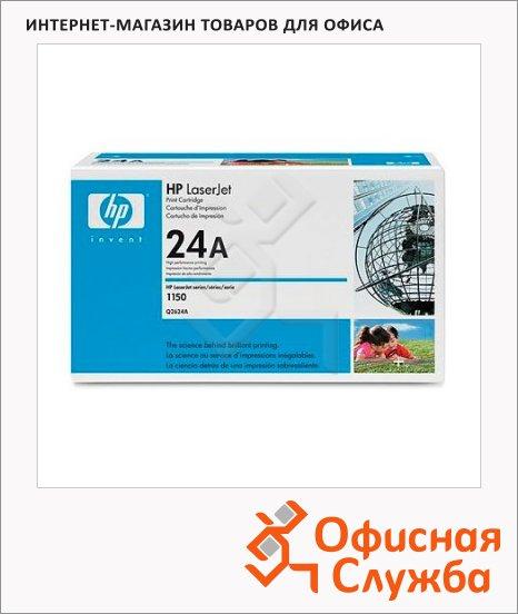 Тонер-картридж Hp Q2624A, черный