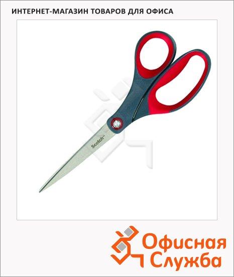 фото: Ножницы 3M Precision 20см красно-черные