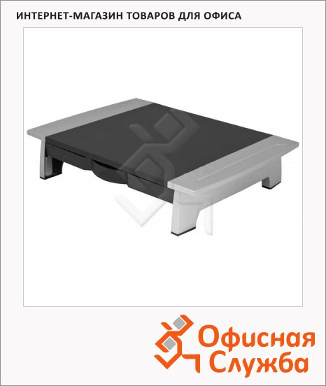 фото: Подставка для монитора Fellowes Premium 50x10.6x36.4 см до 36 кг
