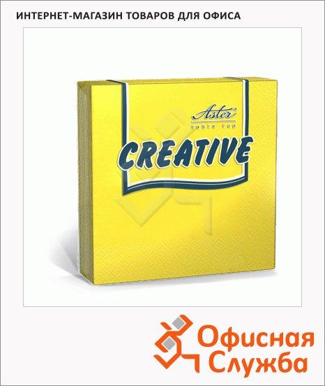 фото: Салфетки сервировочные Creative 33х33см, 3 слоя, 20шт