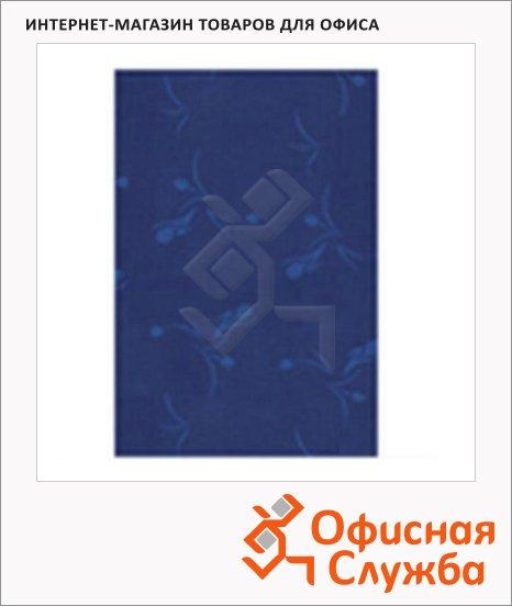 Скатерть бумажная Aster Creative 120х200см, 1 слой, синяя
