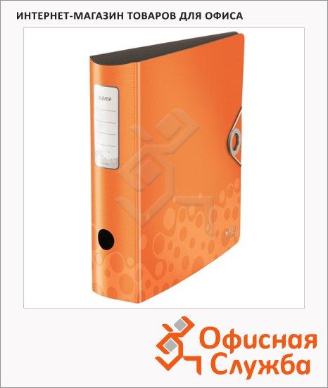 фото: Папка-регистратор А4 180° Active Bebop оранжевая 10470045