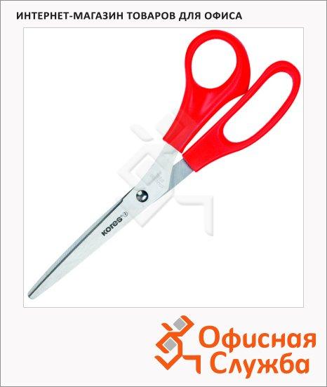Ножницы Kores 21см, ассорти, эргономичные ручки, 35221
