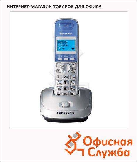 фото: Радиотелефон Panasonic KX-TG2511RUT серебристый