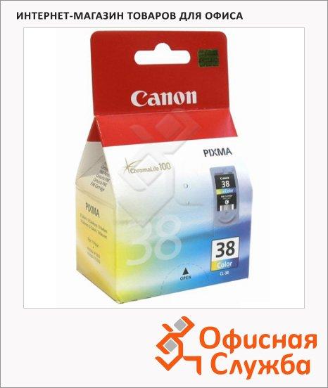 фото: Картридж струйный Canon CL-38 цветной, (2146B005)