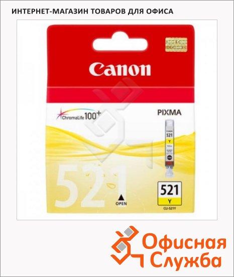 �������� �������� Canon CLI-521Y, ������, (2936B004)