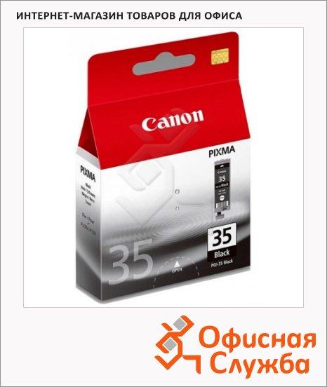 фото: Картридж струйный Canon PGI-35BK черный, (1509B001)