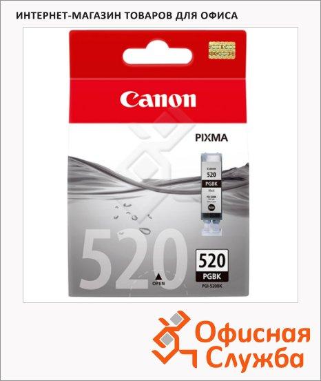 фото: Картридж струйный Canon PGI-520BK черный, (2932B004)