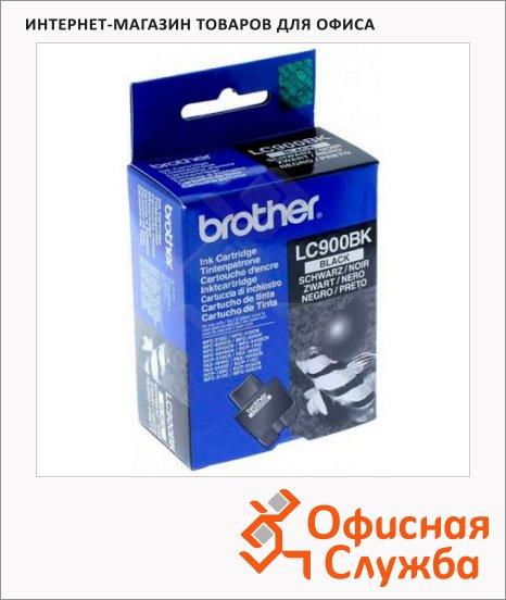 фото: Картридж струйный Brother LC900BK черный