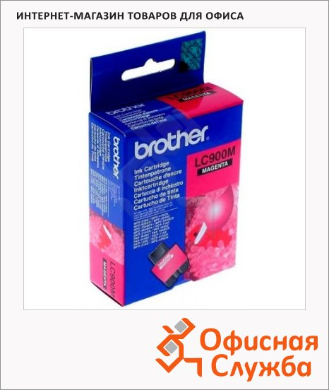 �������� �������� Brother LC900M, ���������