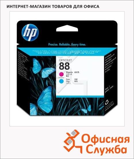Печатающая головка Pro 88 C9382A, пурпурная+голубая