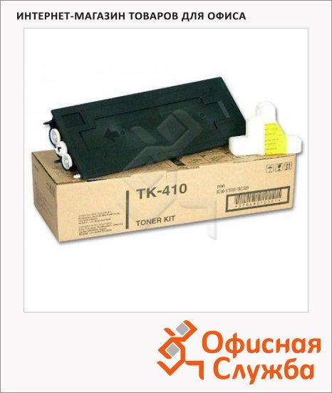 фото: Тонер-картридж Kyocera Mita TK-410 черный
