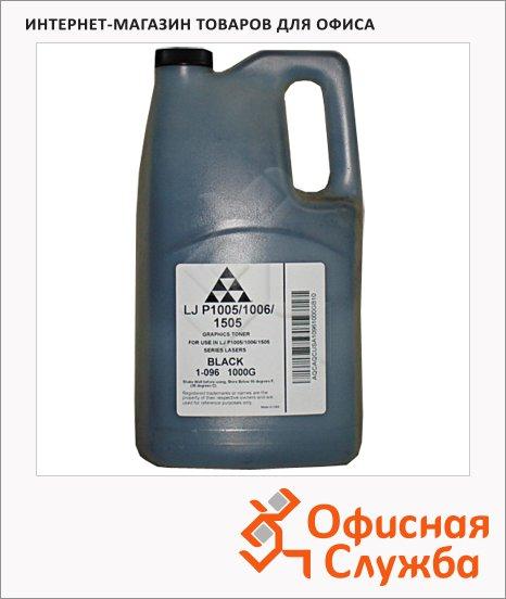 Тонер Aqc AQC 1-096, черный, 1000г, Россия