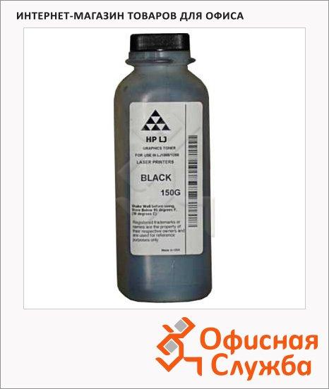 Тонер Aqc AQC 1-163, черный, 150г