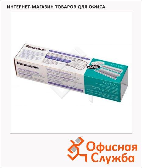 фото: Термопленка для факса Panasonic KX-FA55A(53) 2шт х 50м