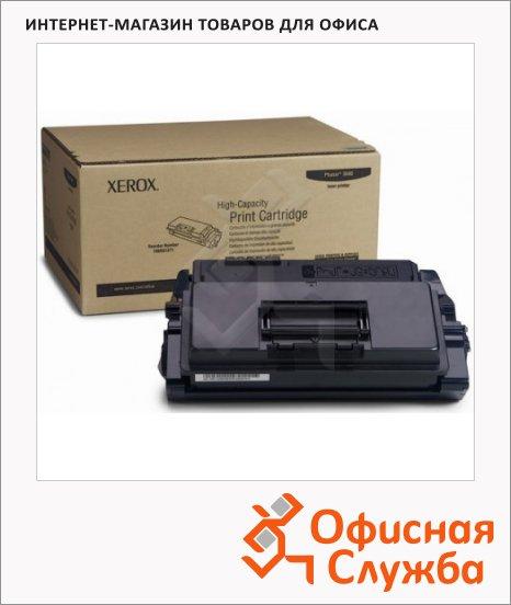 Тонер-картридж Xerox 106R01370, черный