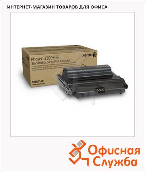 фото: Тонер-картридж Xerox 106R01411 черный