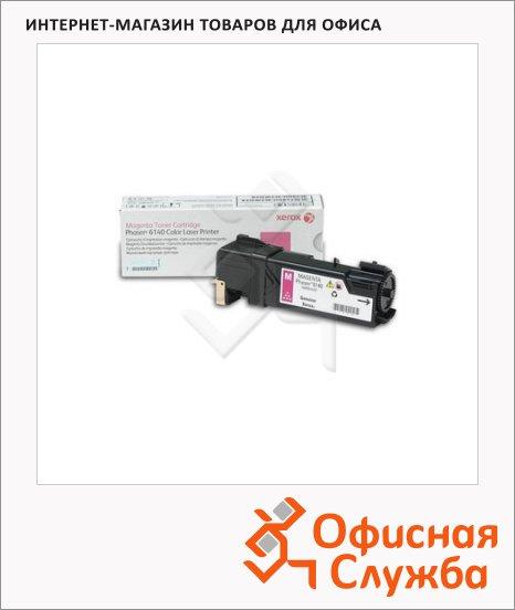 фото: Тонер-картридж Xerox 106R01482 пурпурный