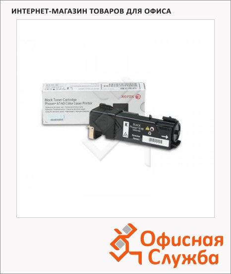 Тонер-картридж Xerox 106R01484, черный