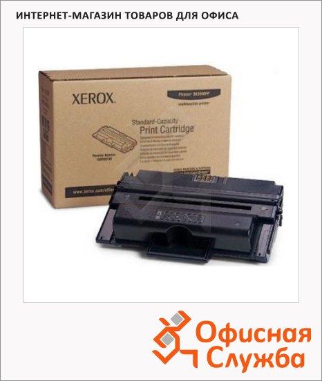фото: Тонер-картридж Xerox 108R00794 черный