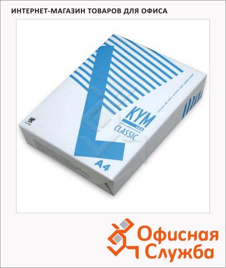 фото: Бумага для принтера Kym Lux Classic А4 500 листов, 80г/м2, белизна 150%CIE