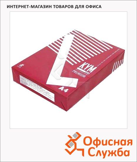 Бумага для принтера Kym Lux Premium А4, 500 листов, 80г/м2, белизна 168%CIE