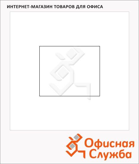 Этикет-лента прямоугольная 28х29мм, 700шт/рул, 100рул, белая