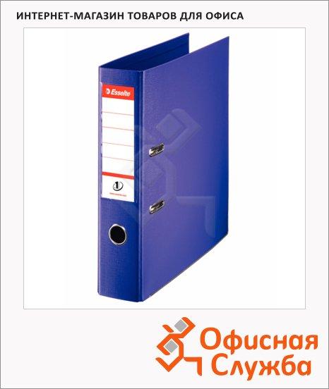 Папка-регистратор А4 Esselte №1 фиолетовая, 75 мм, 811530