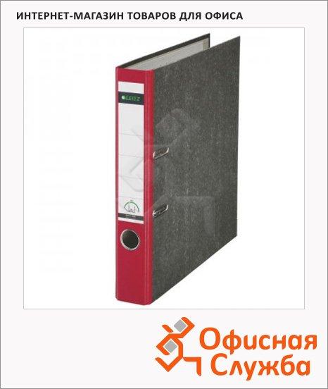 Папка-регистратор А4 Leitz красная, 50 мм, 10500225