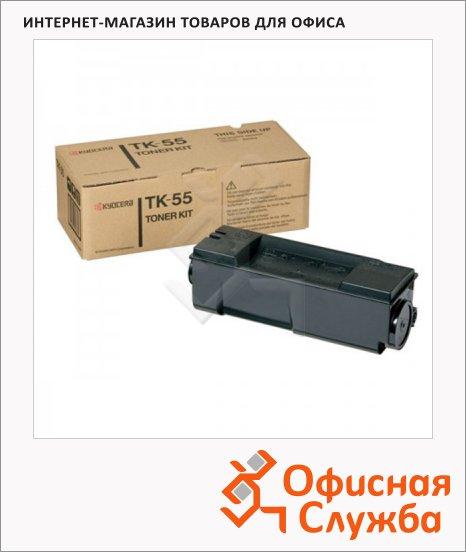 Тонер-картридж Kyocera Mita TK-55, черный