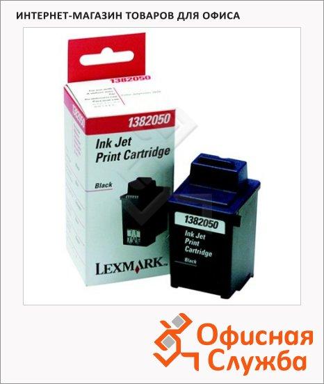 фото: Картридж струйный Lexmark 1382050 черный