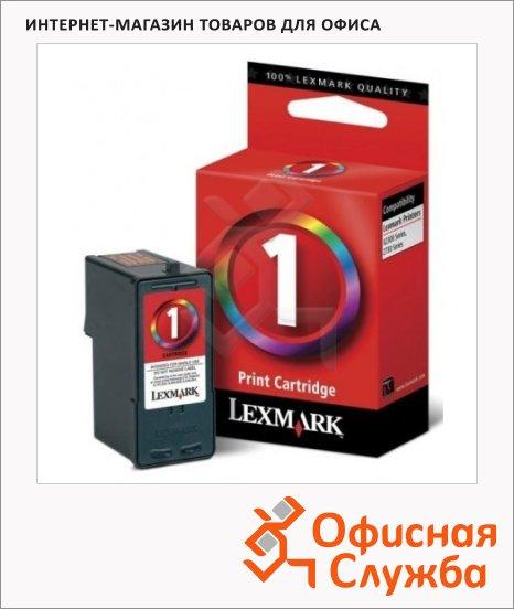 Картридж струйный Lexmark 1 18CX781E, цветной