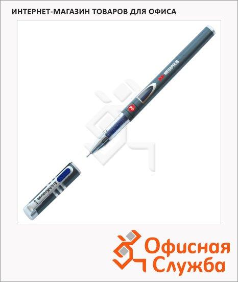 Ручка гелевая Erich Krause Megapolis Gel синяя, 0.5мм