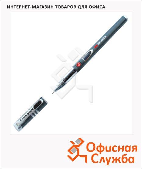 фото: Ручка гелевая Megapolis Gel черная 0.5мм