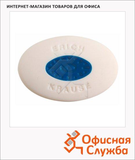 Ластик Erich Krause Smart&Soft 57х34х13мм, белый