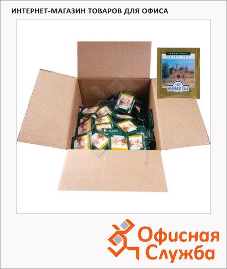 Чай в пакетиках Ahmad Original (Оригинальный), зеленый, 300 пакетиков
