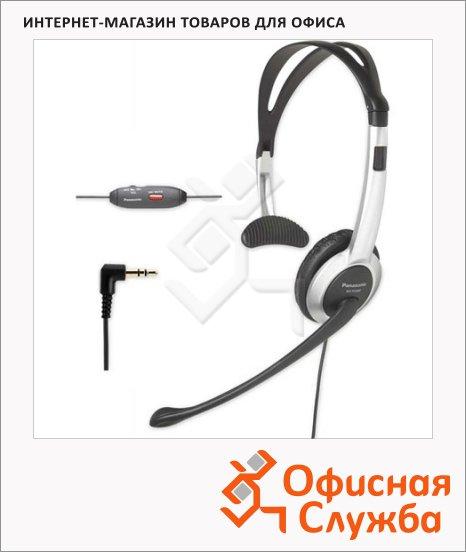 фото: Гарнитура телефонная Panasonic RP TCA430 d=2.5 мм, кабель 1.2м