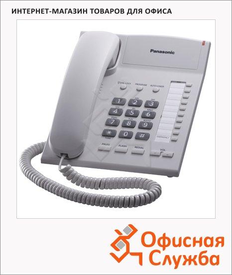 фото: Телефон проводной Panasonic KX-TS2382RU белый