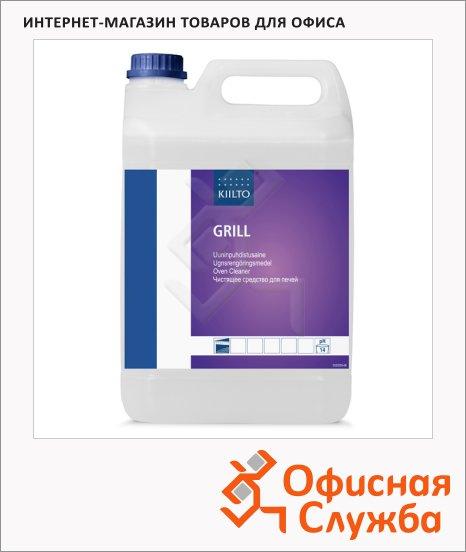 Чистящее средство Kiilto Grill 5л, для грилей, печей, духовок, 205043