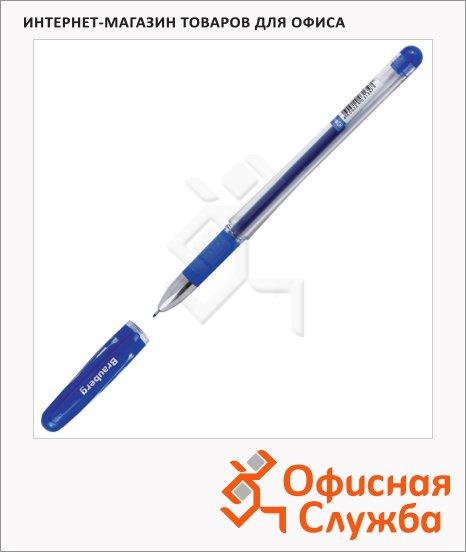 Ручка гелевая Brauberg Geller синяя, 0.5мм
